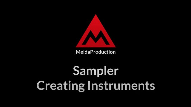 #11 - Sampler - Creating instruments