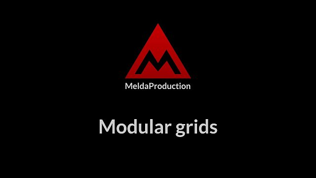 #3 - The modular instrument, part 2 - Modular grids