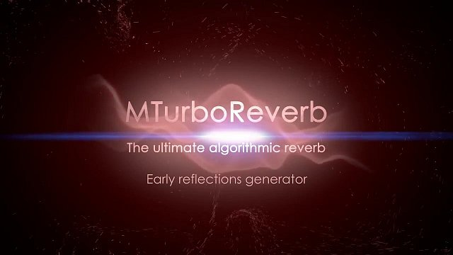 MTurboReverb: Early reflections