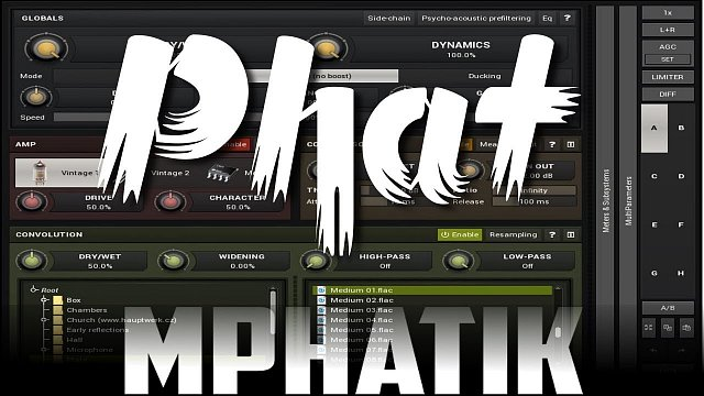 MPhatik: Enhance your percussion with MPhatik