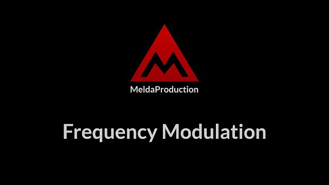 #08 - The Frequency Modulation