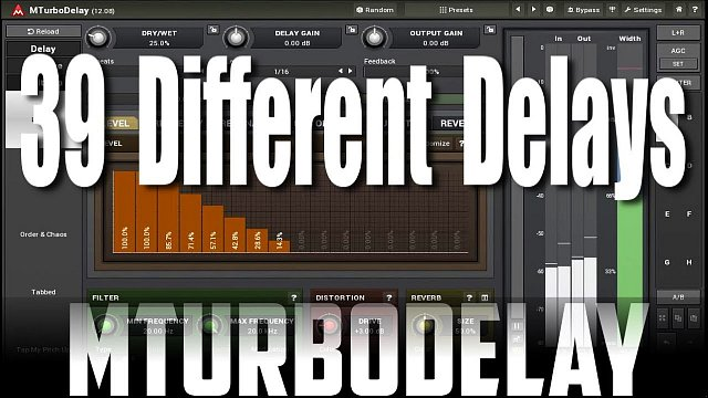 MTurboDelay: MTurboDelay walkthrough