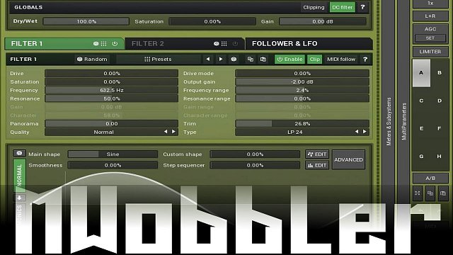 MWobbler: Add life to pads with MWobbler